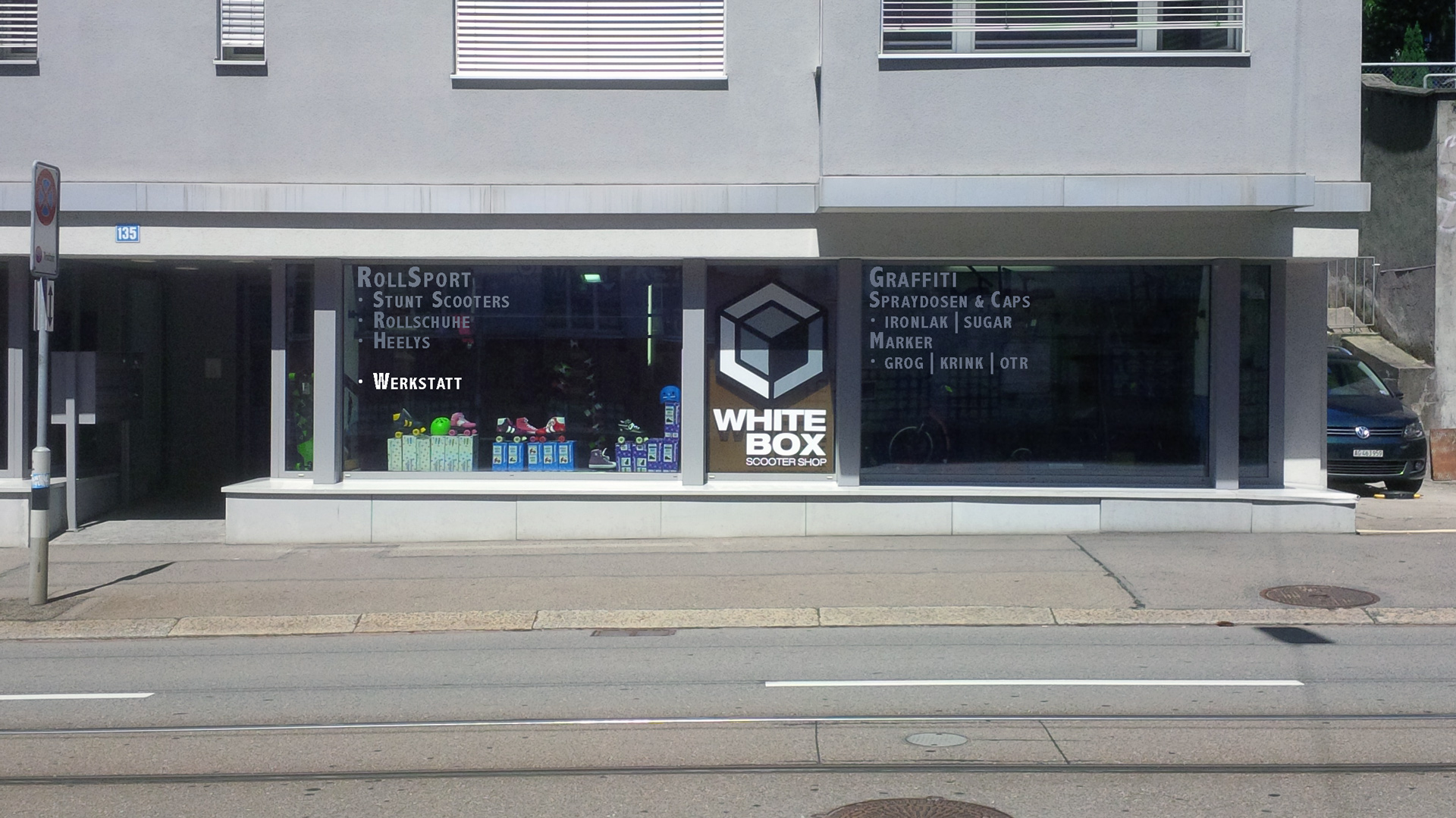 Whitebox Shop